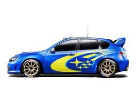 Ver foto 3 de Subaru Impreza WRC Concept 2007
