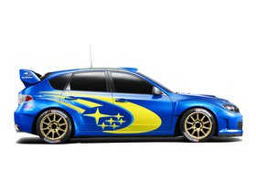 Ver foto 2 de Subaru Impreza WRC Concept 2007