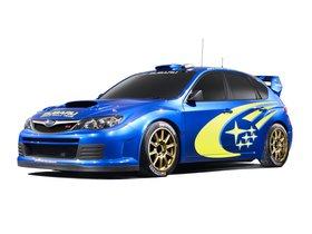 Fotos de Subaru Impreza WRC Concept 2007