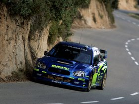 Ver foto 75 de Subaru Impreza WRC 2008
