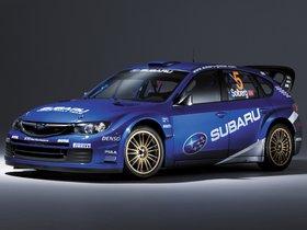 Ver foto 11 de Subaru Impreza WRC 2008