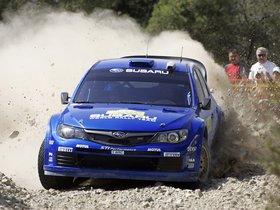 Ver foto 1 de Subaru Impreza WRC 2008