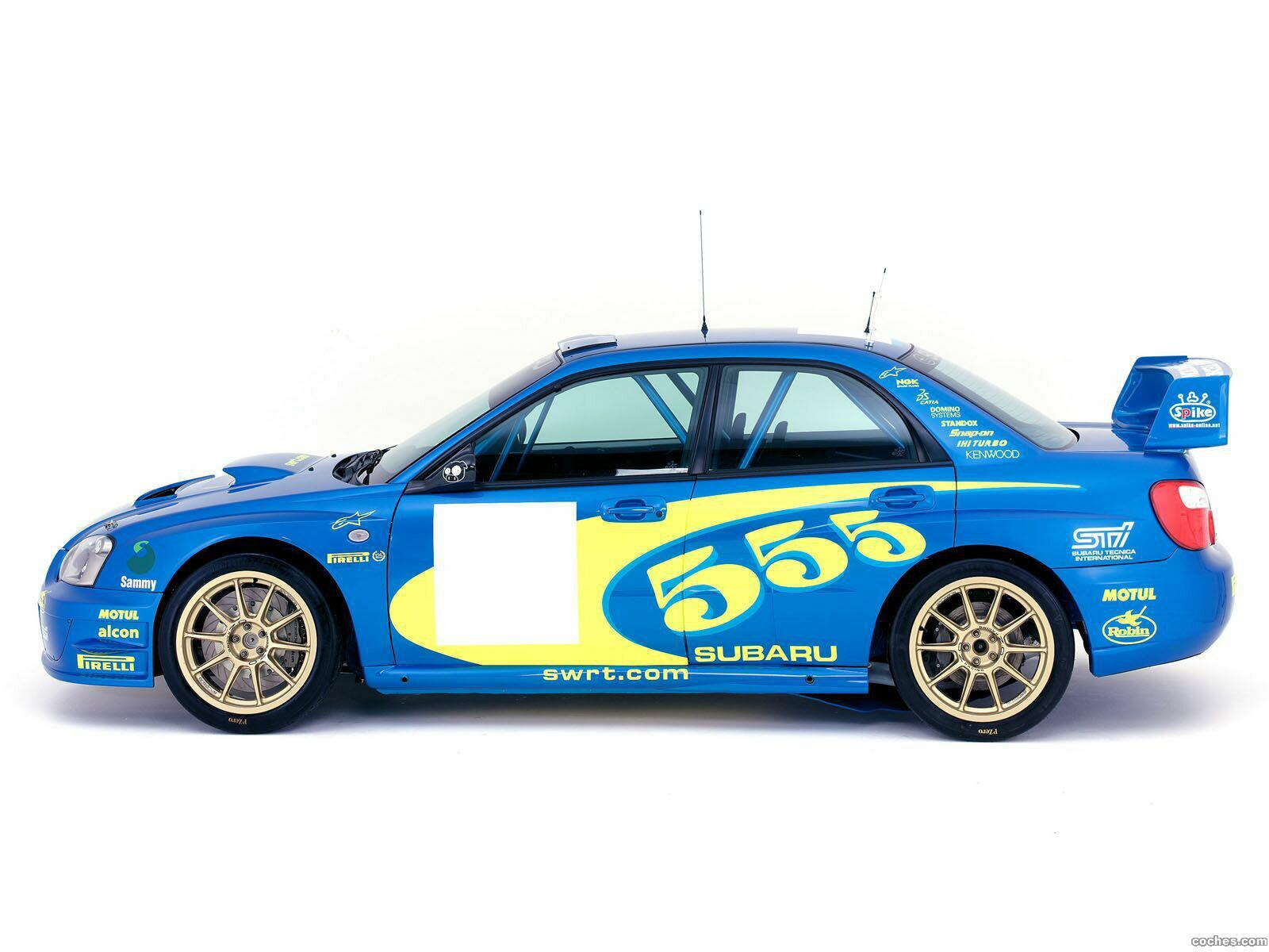 Foto 73 de Subaru Impreza WRC 2008