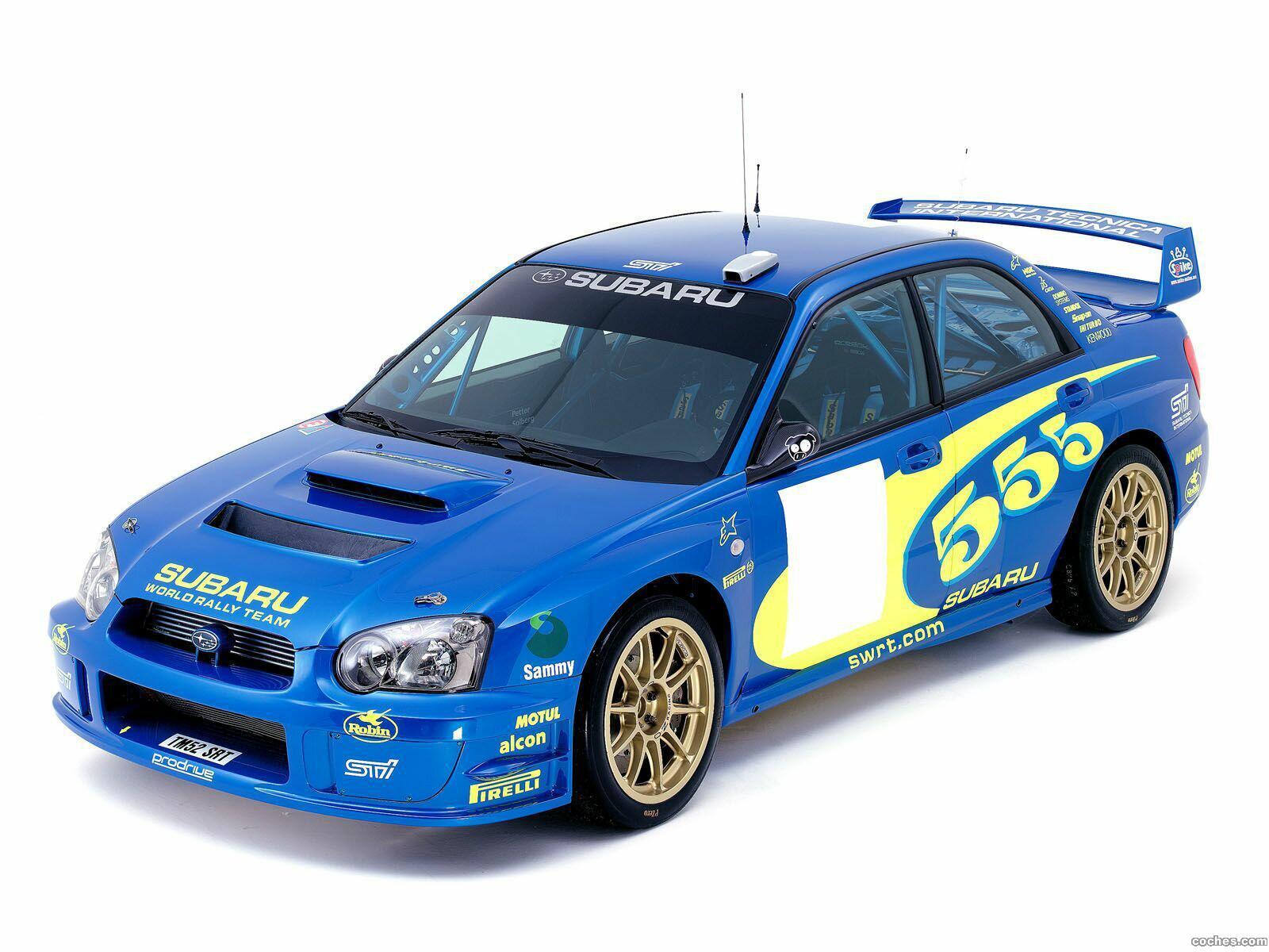 Foto 71 de Subaru Impreza WRC 2008