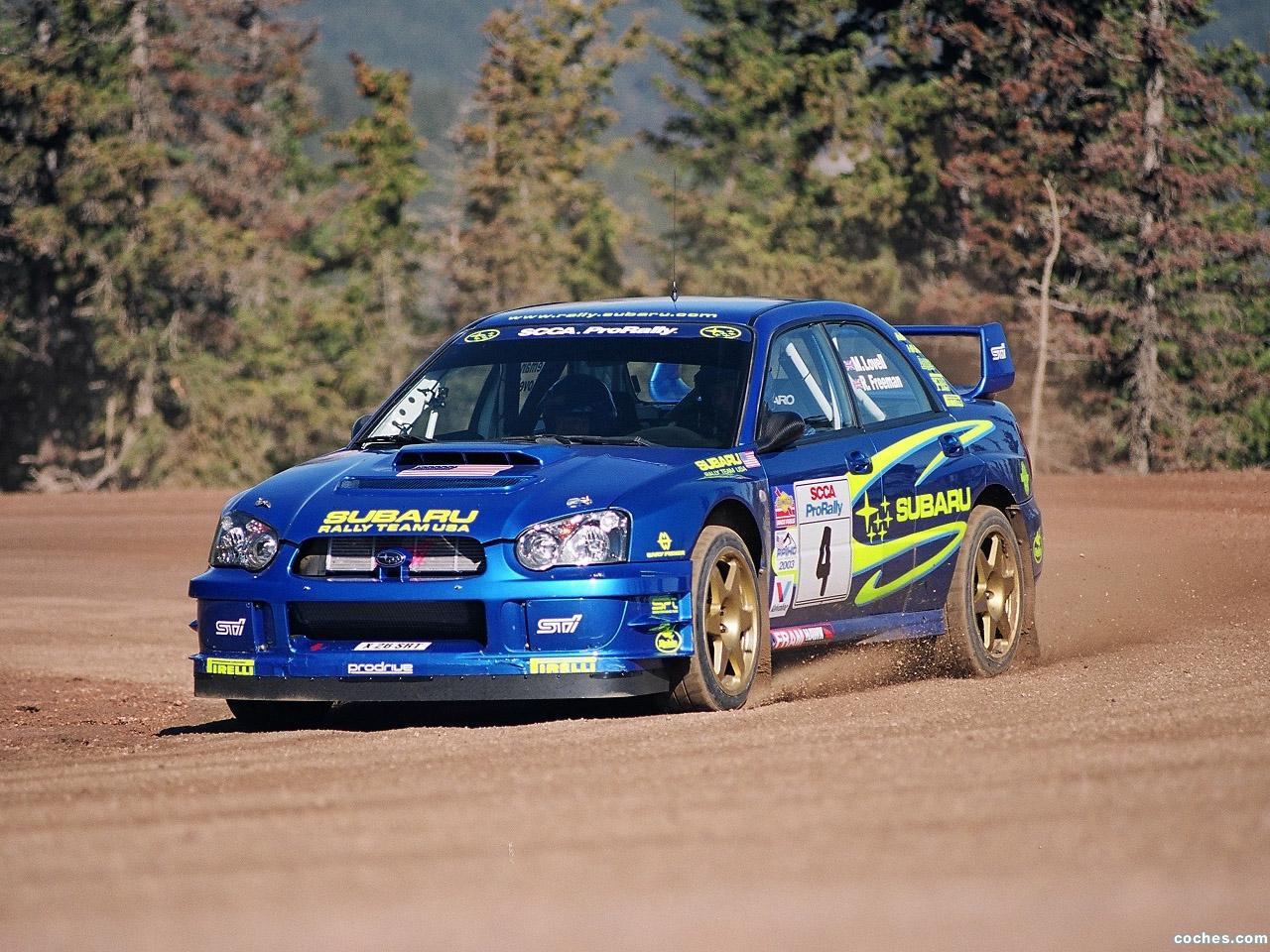 Foto 68 de Subaru Impreza WRC 2008