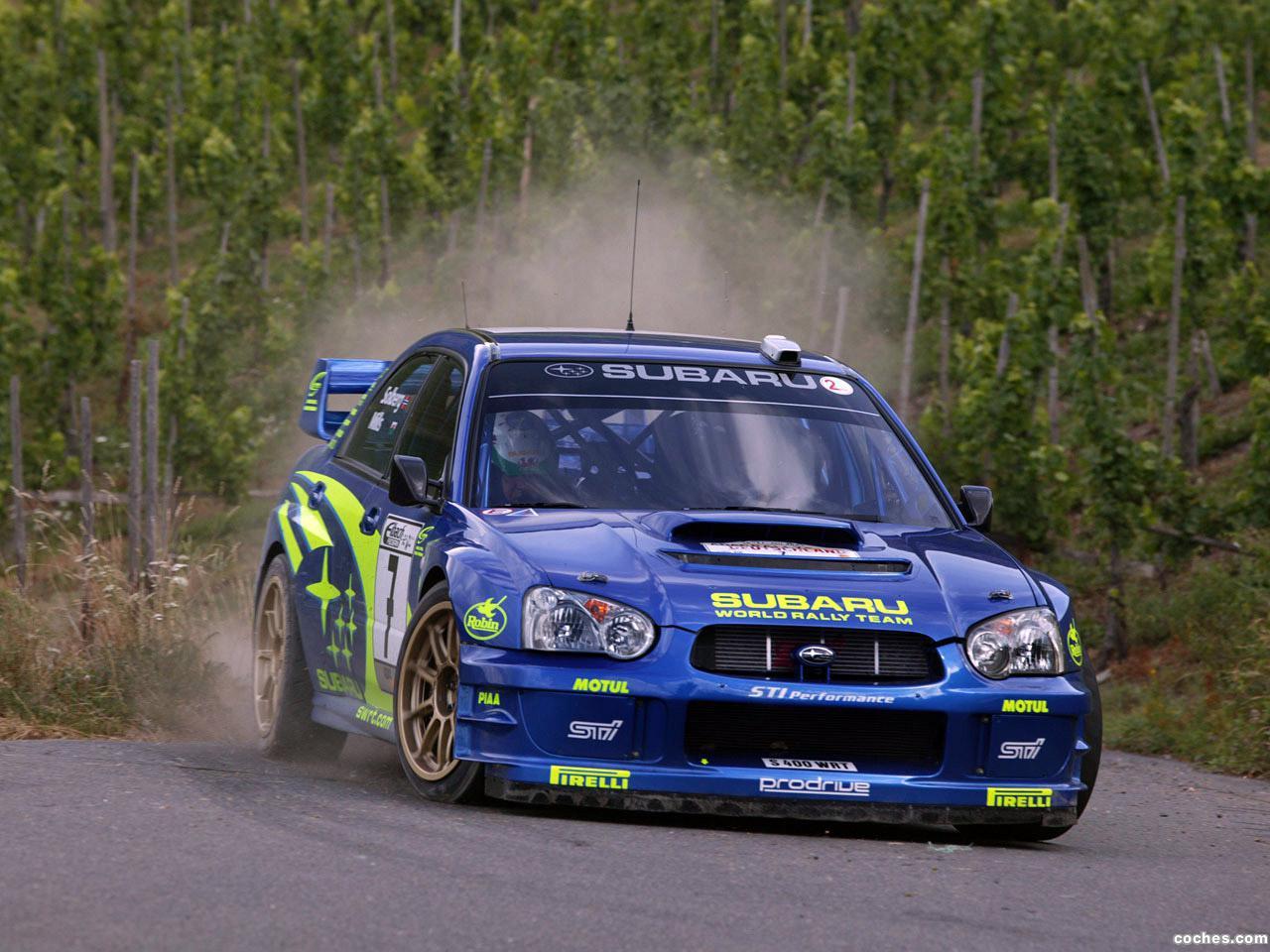 Foto 63 de Subaru Impreza WRC 2008
