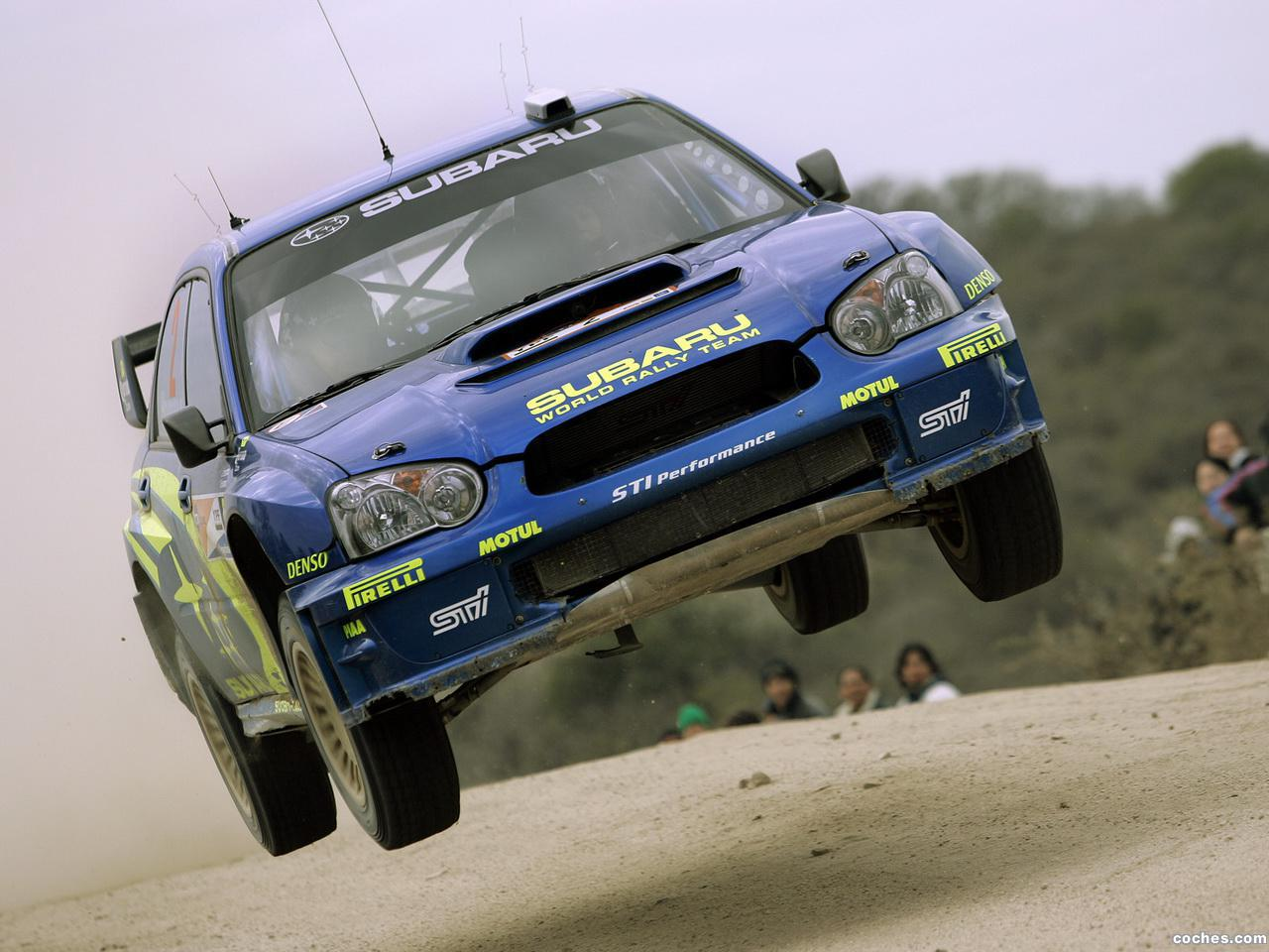 Foto 81 de Subaru Impreza WRC 2008