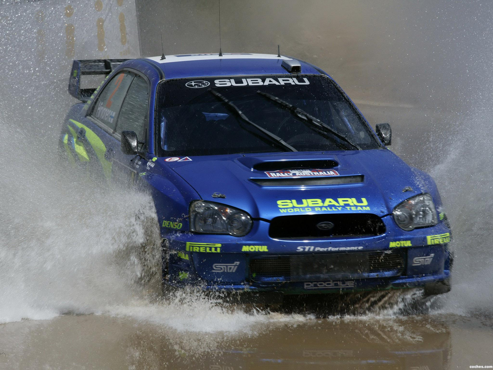 Foto 80 de Subaru Impreza WRC 2008
