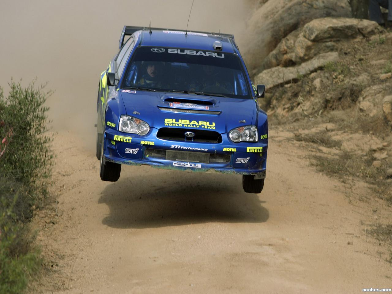 Foto 78 de Subaru Impreza WRC 2008