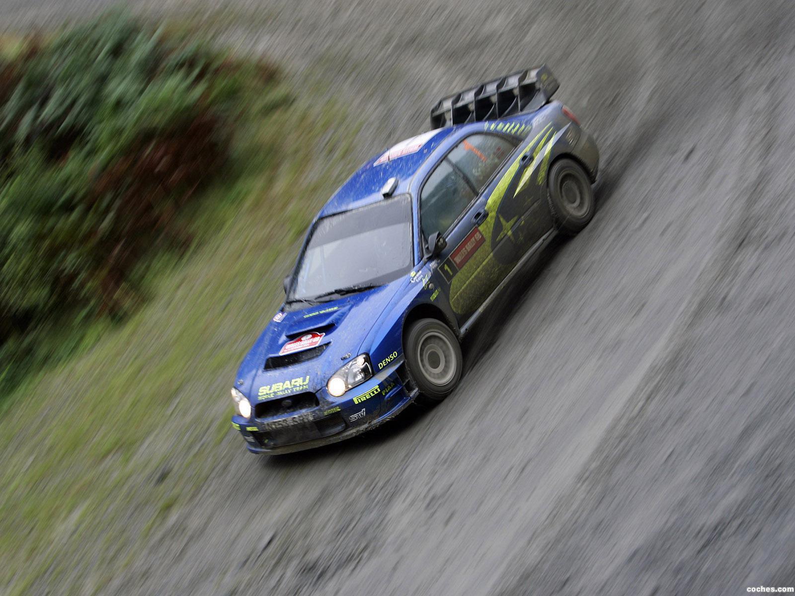 Foto 77 de Subaru Impreza WRC 2008