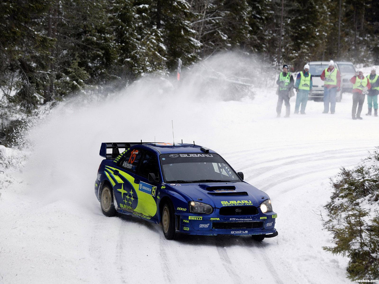 Foto 76 de Subaru Impreza WRC 2008