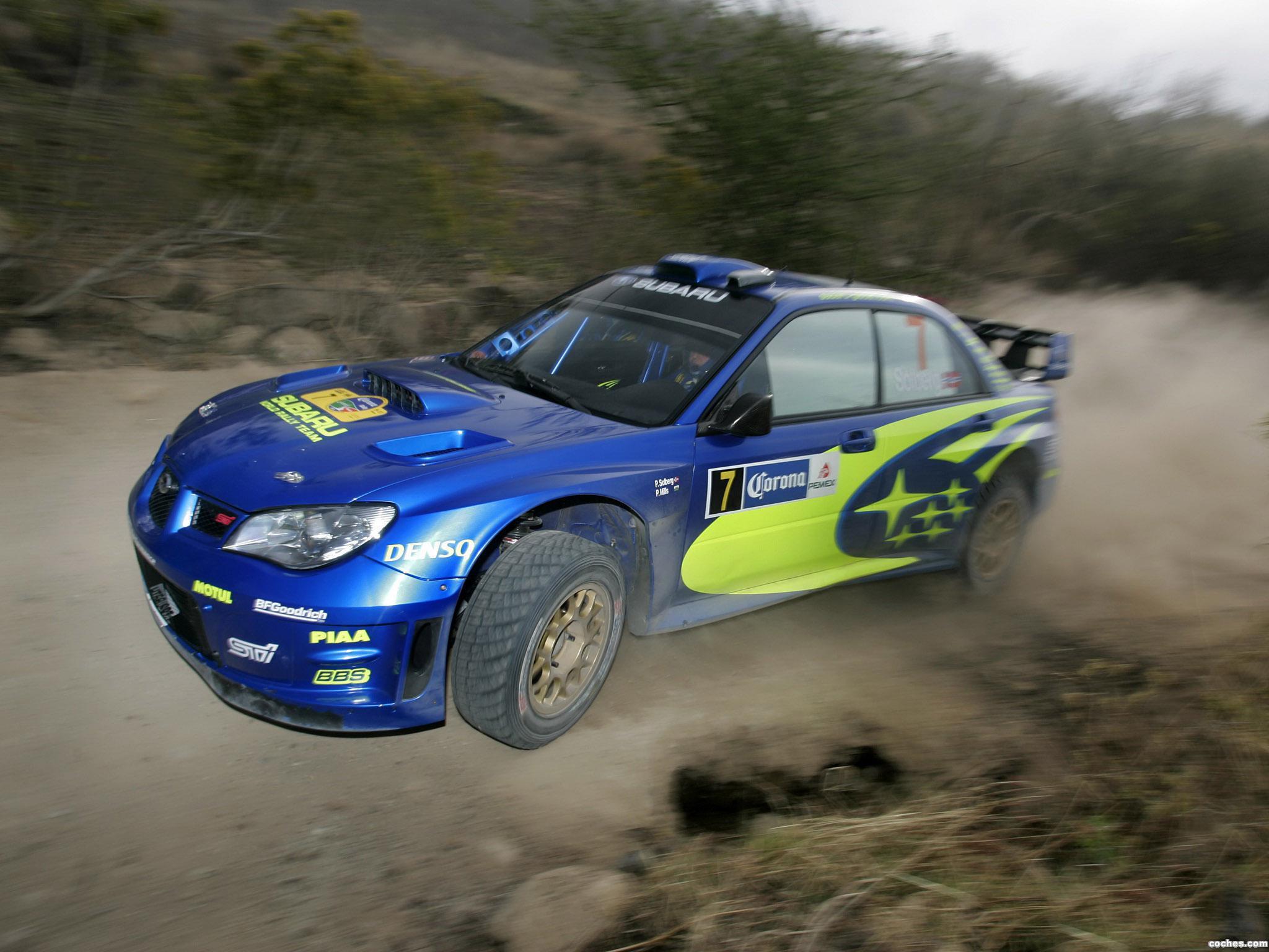 Foto 50 de Subaru Impreza WRC 2008