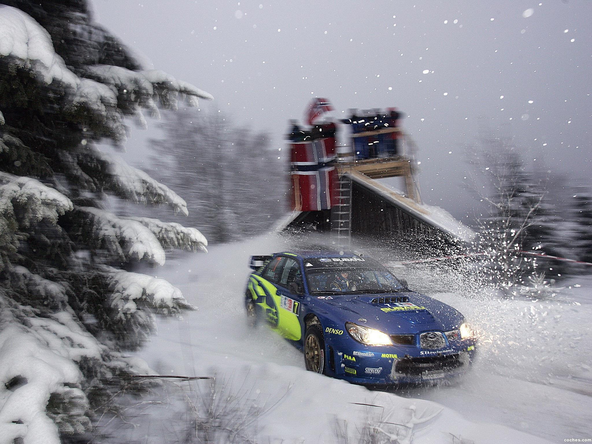 Foto 48 de Subaru Impreza WRC 2008