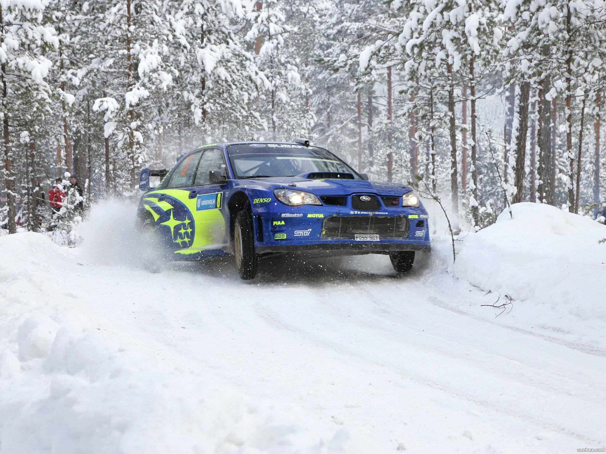 Foto 47 de Subaru Impreza WRC 2008