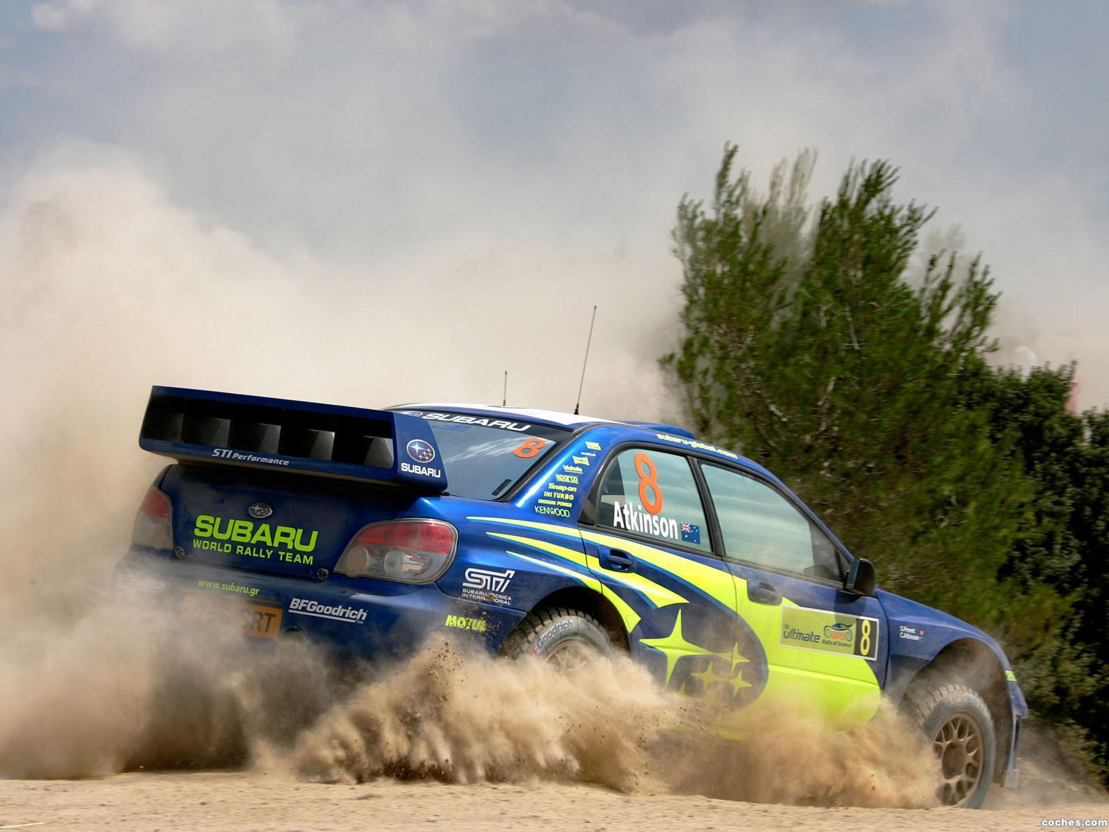 Foto 46 de Subaru Impreza WRC 2008