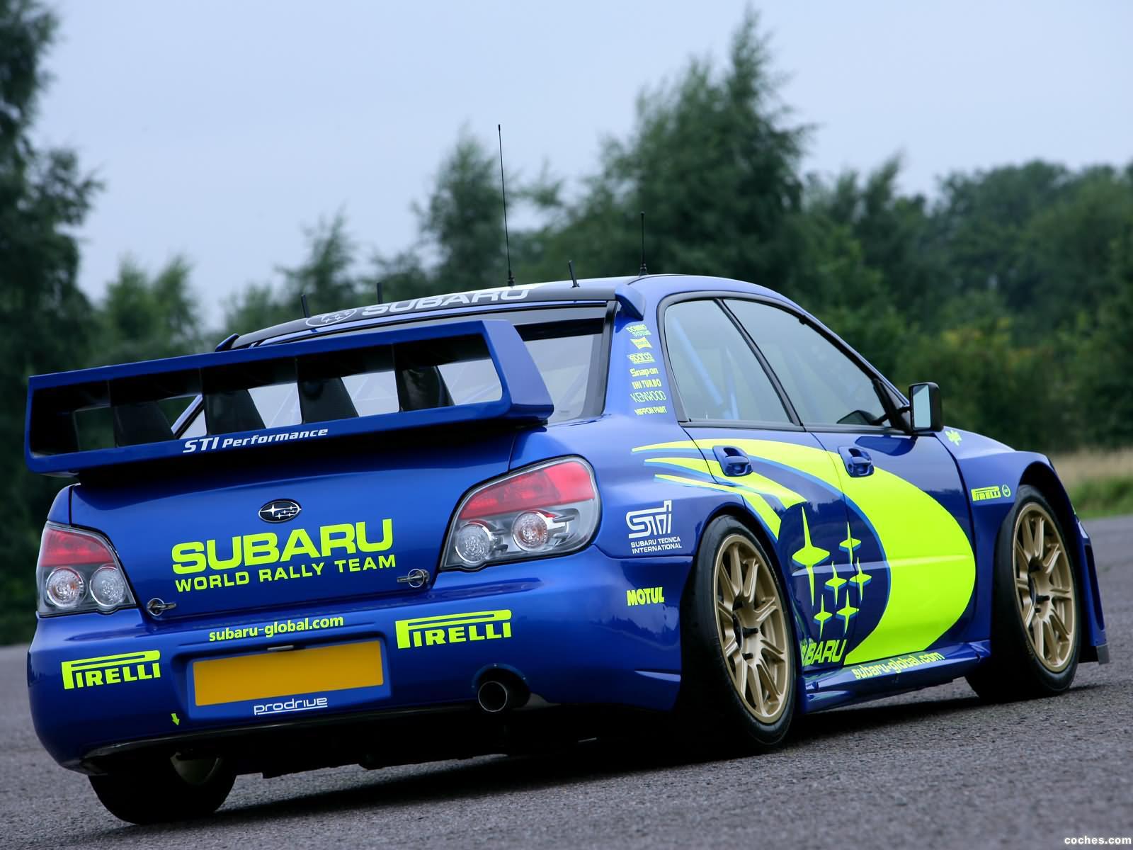 Foto 45 de Subaru Impreza WRC 2008
