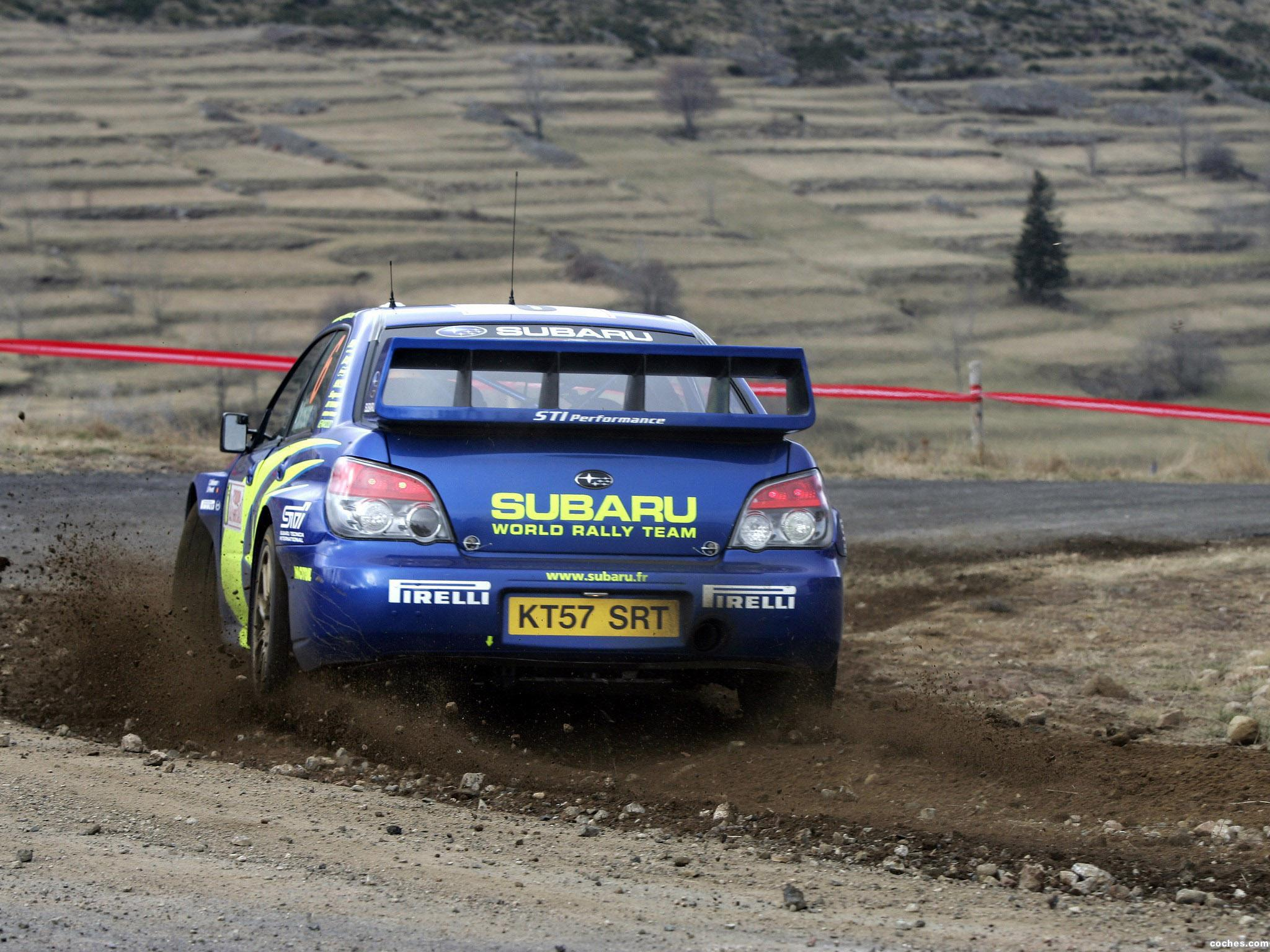Foto 44 de Subaru Impreza WRC 2008