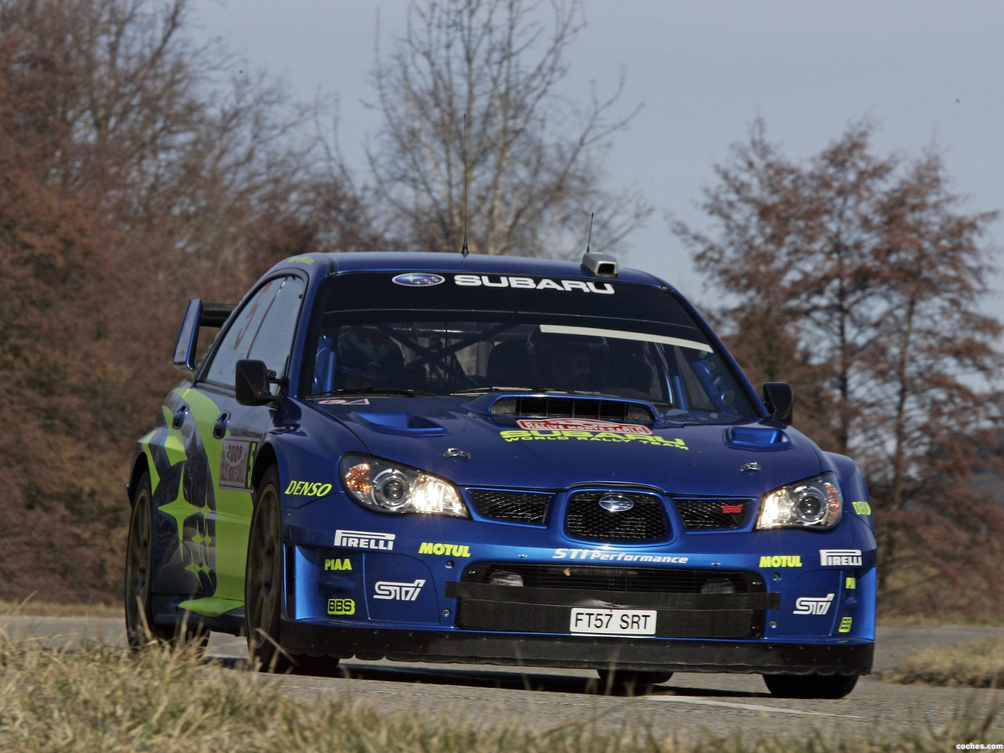 Foto 43 de Subaru Impreza WRC 2008