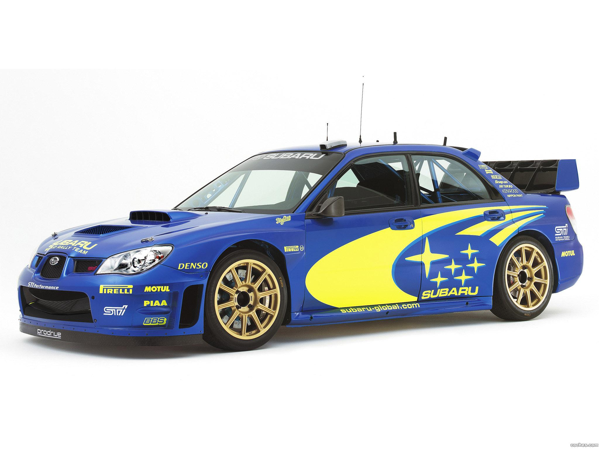 Foto 38 de Subaru Impreza WRC 2008