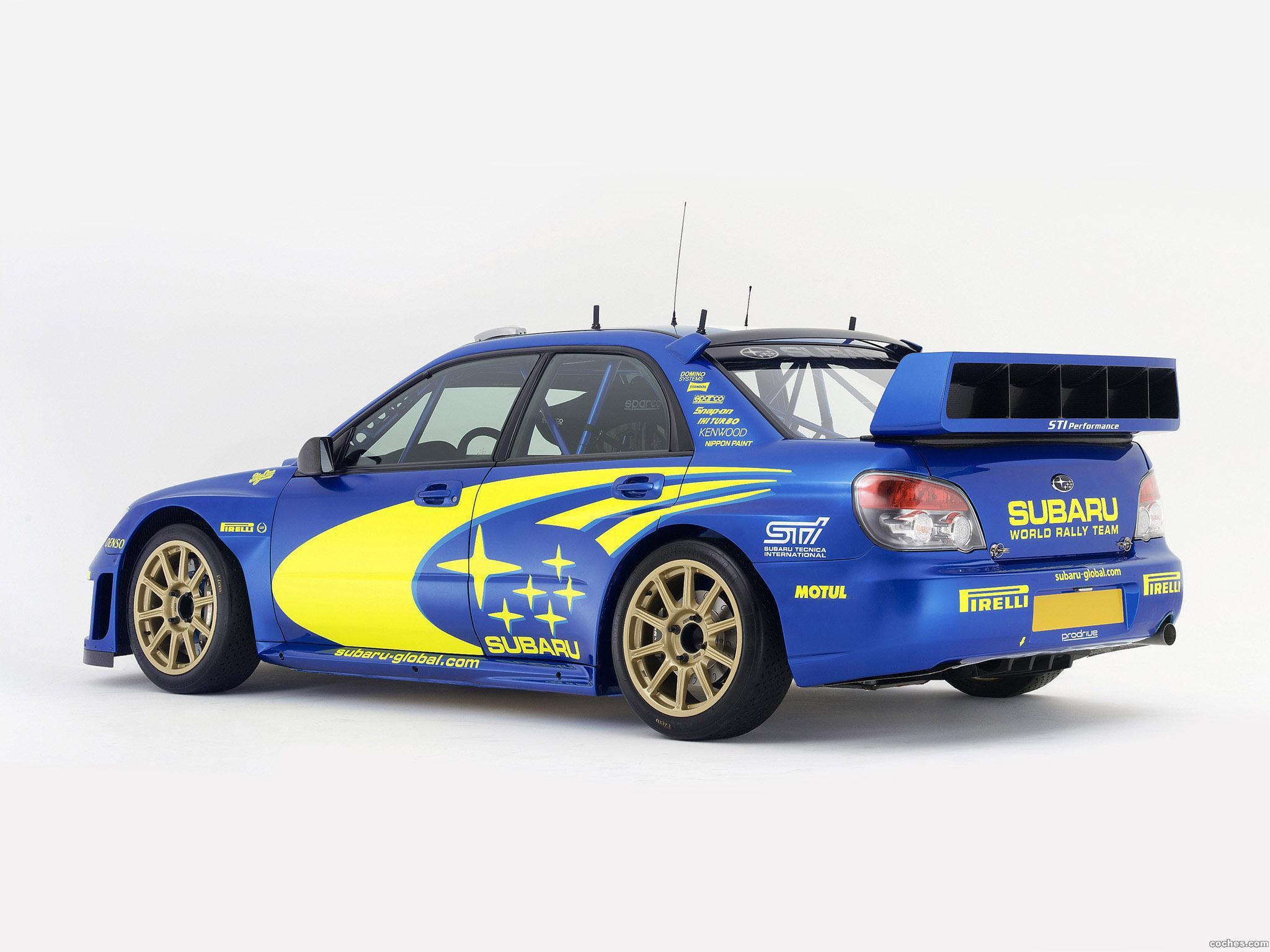 Foto 37 de Subaru Impreza WRC 2008