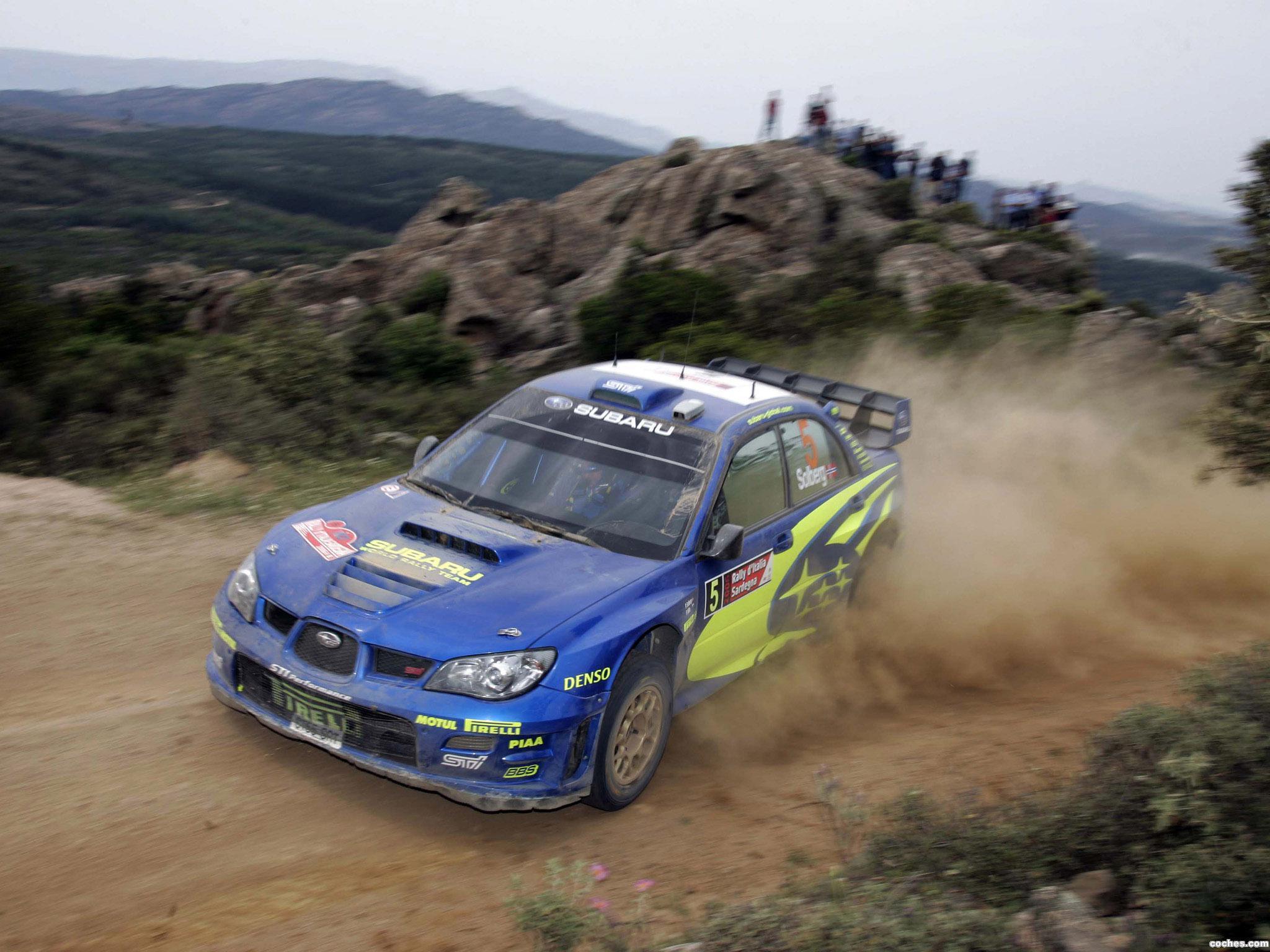 Foto 34 de Subaru Impreza WRC 2008