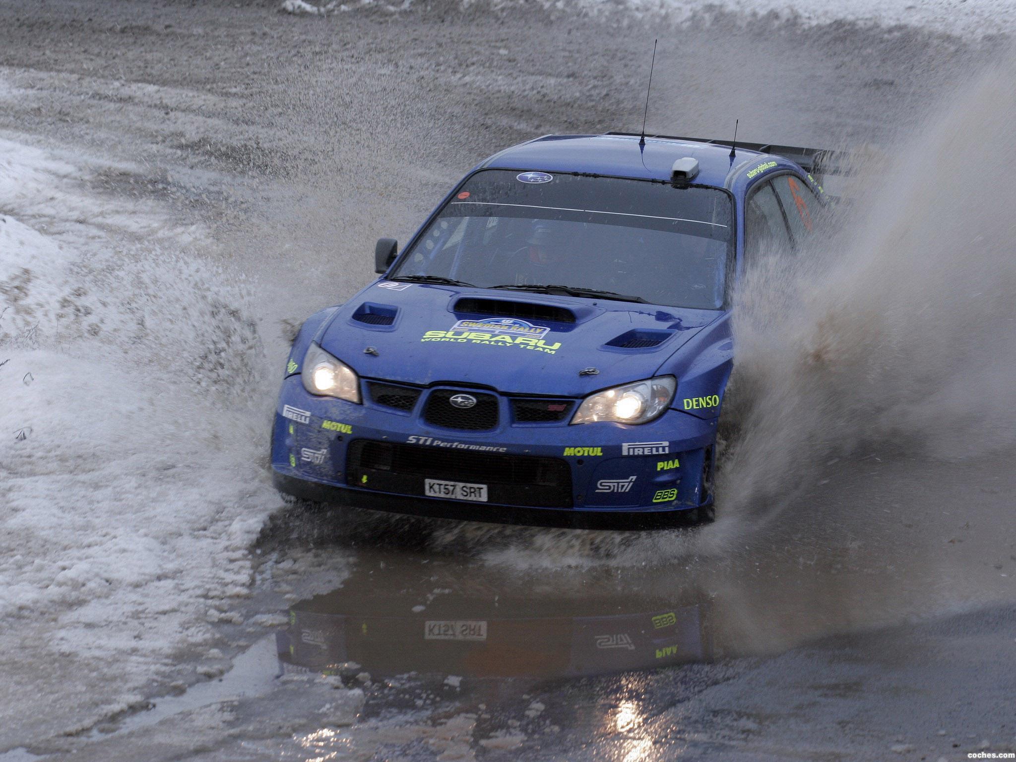 Foto 57 de Subaru Impreza WRC 2008