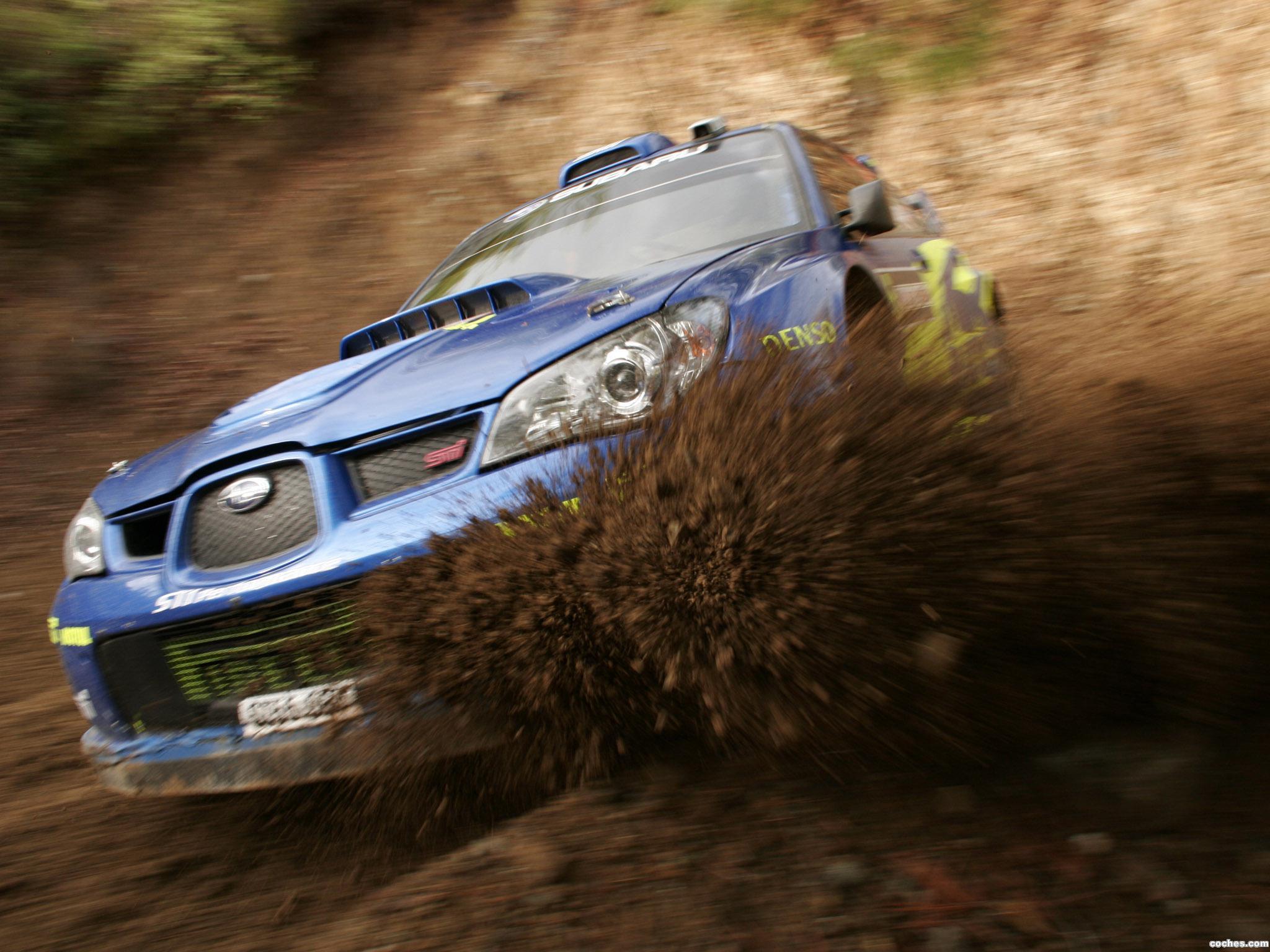 Foto 30 de Subaru Impreza WRC 2008