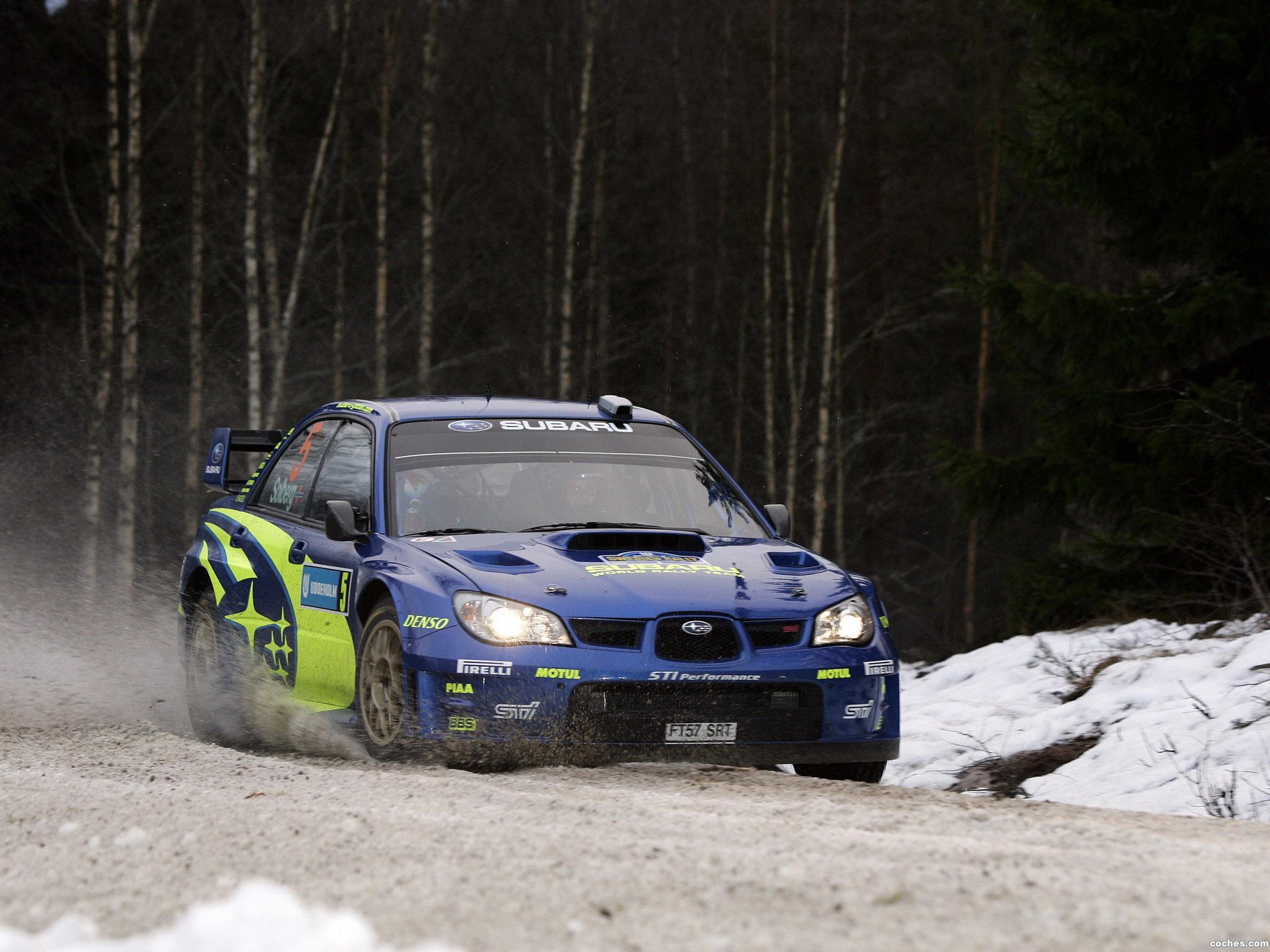 Foto 56 de Subaru Impreza WRC 2008