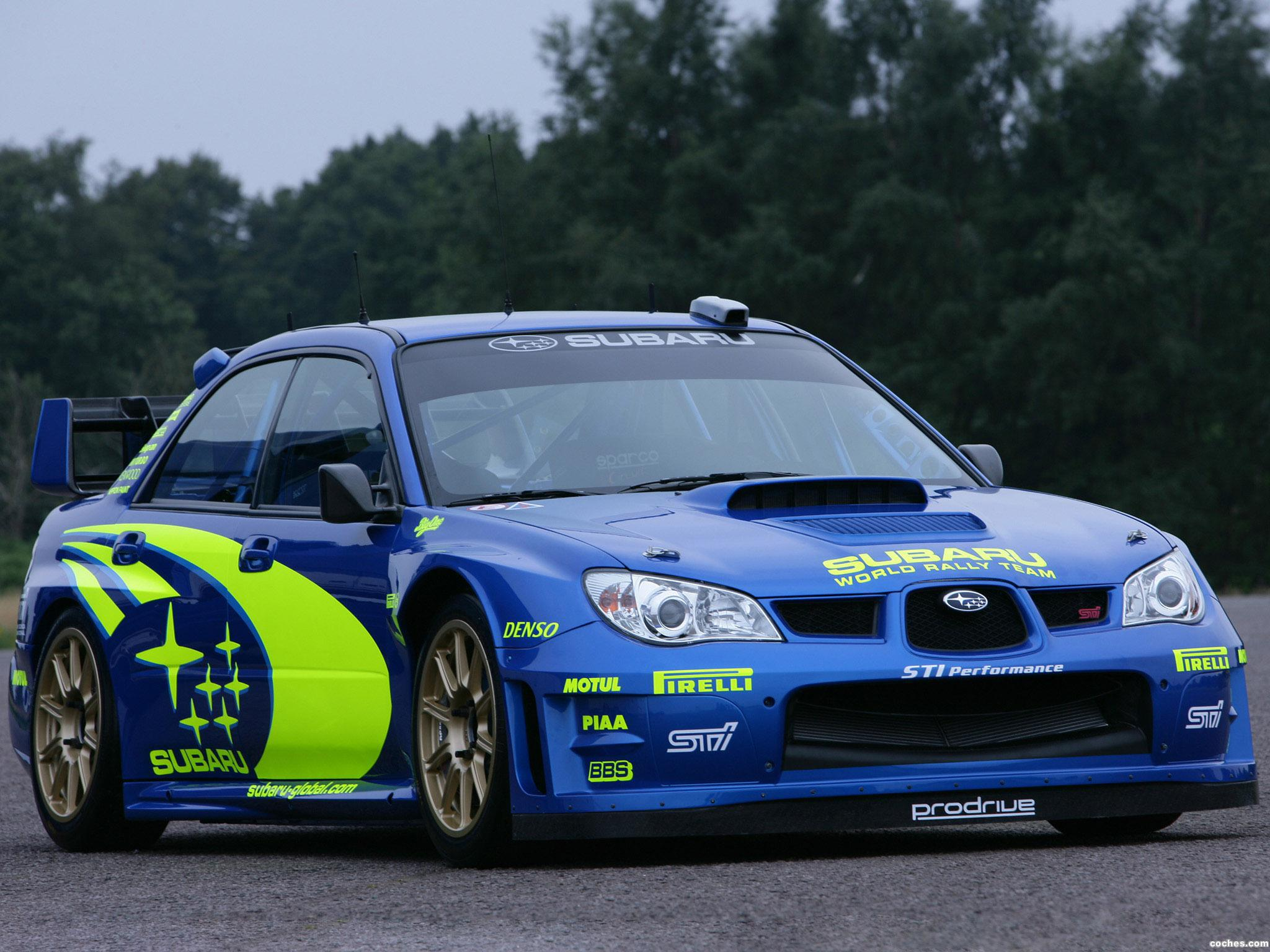Foto 55 de Subaru Impreza WRC 2008