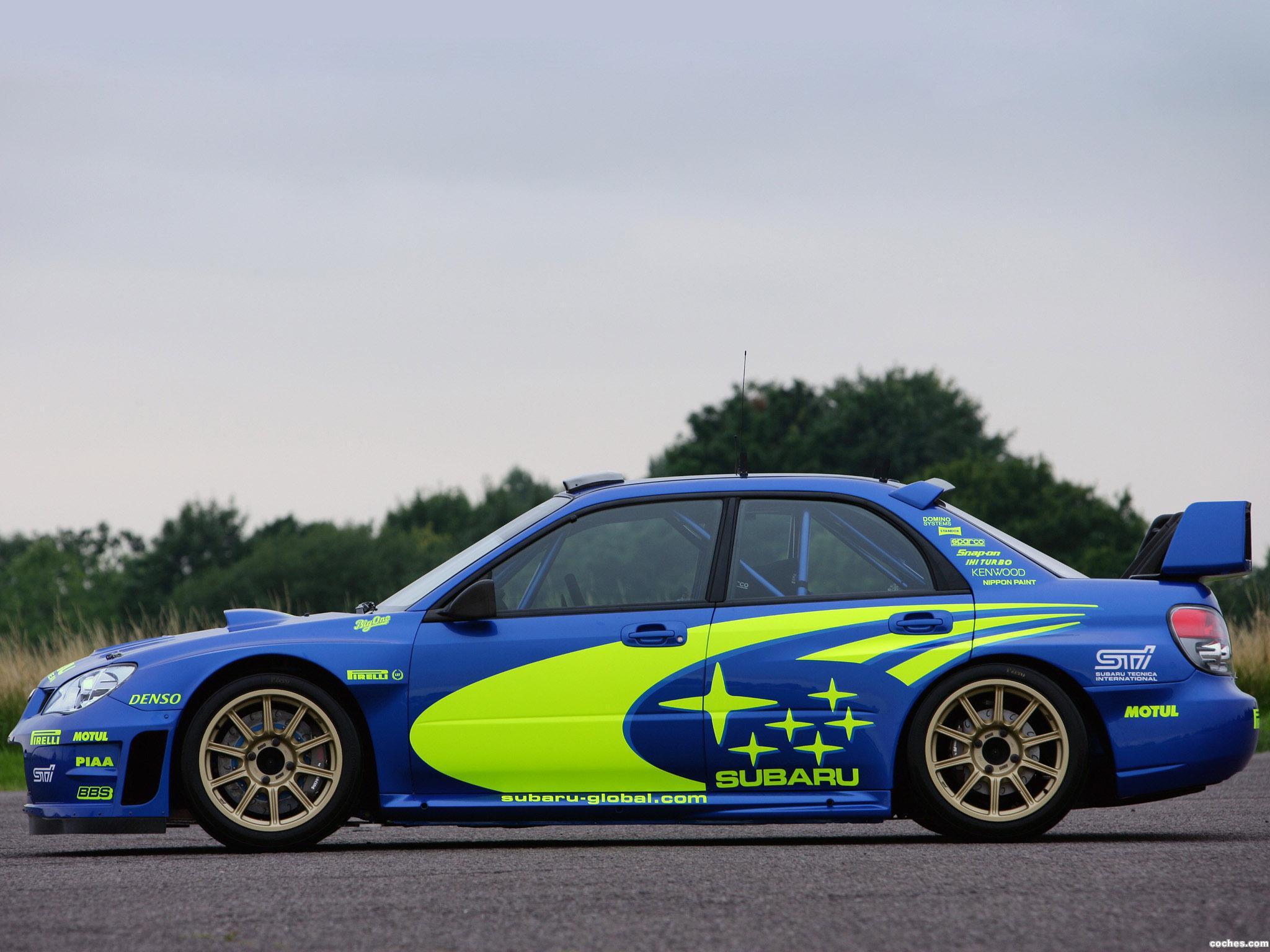 Foto 54 de Subaru Impreza WRC 2008