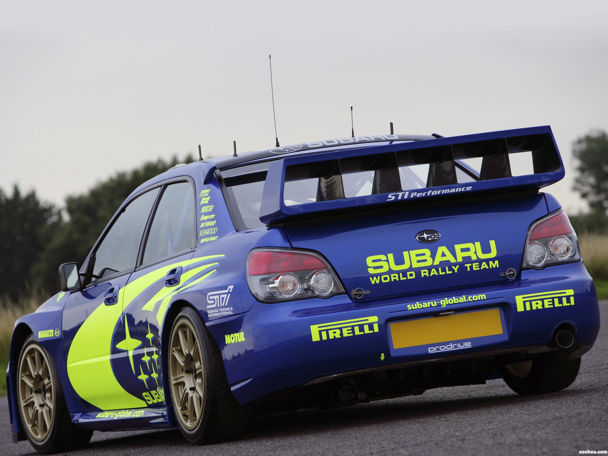 Foto 53 de Subaru Impreza WRC 2008