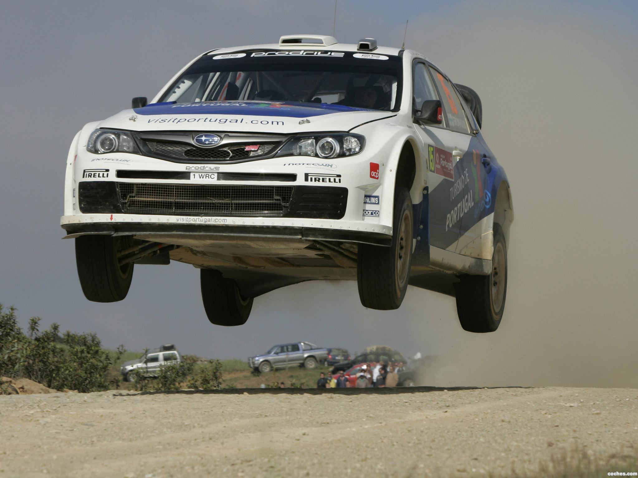 Foto 19 de Subaru Impreza WRC 2008