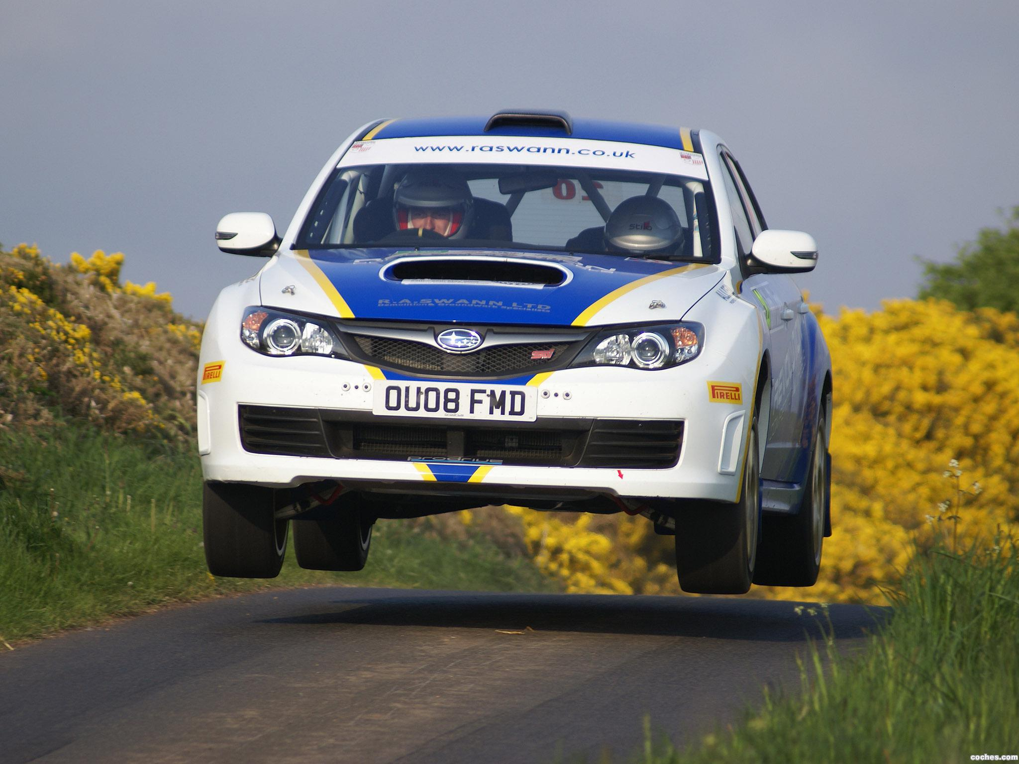 Foto 17 de Subaru Impreza WRC 2008