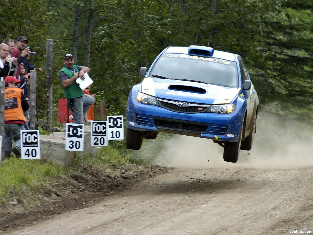 Foto 9 de Subaru Impreza WRC 2008