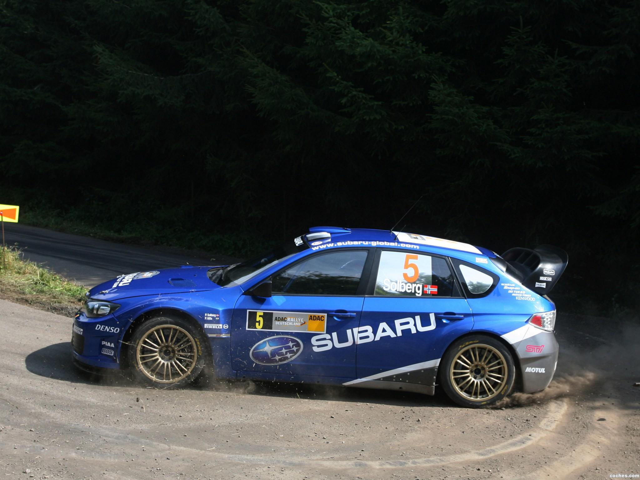 Foto 5 de Subaru Impreza WRC 2008