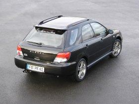 Ver foto 2 de Subaru Impreza WRX 2003