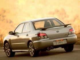 Ver foto 3 de Subaru Impreza WRX 2006