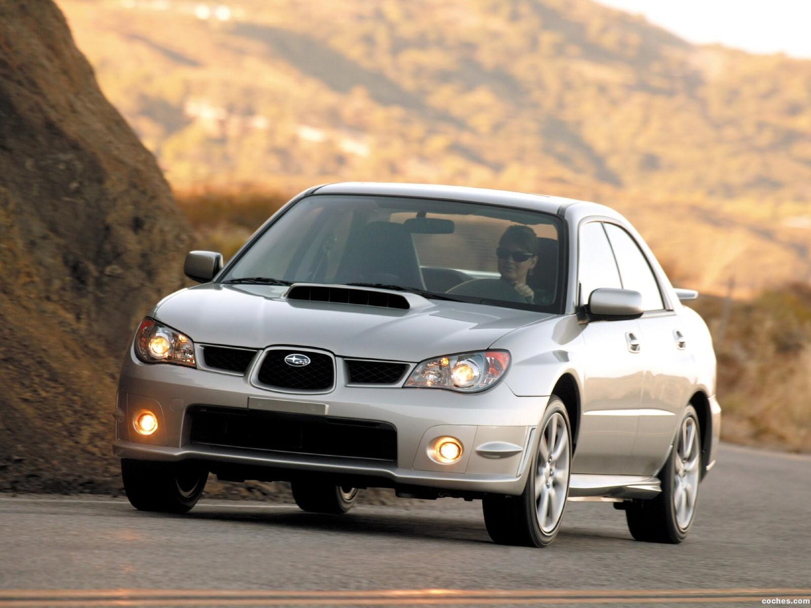 Foto 0 de Subaru Impreza WRX 2006