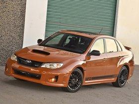 Ver foto 11 de Subaru Impreza WRX 2013