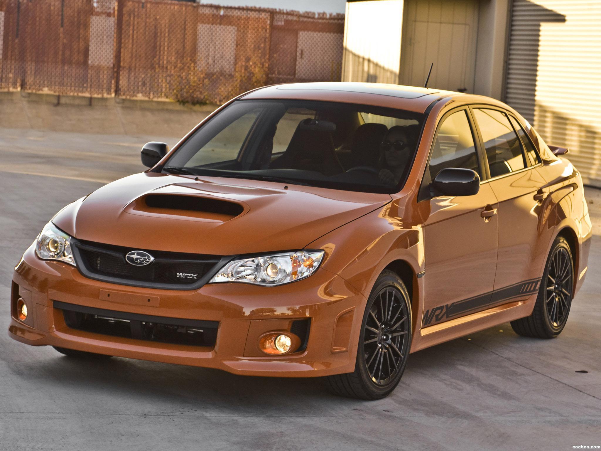 Foto 0 de Subaru Impreza WRX 2013