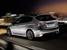 Ver foto 2 de Subaru Impreza WRX Limited Edition USA 2010