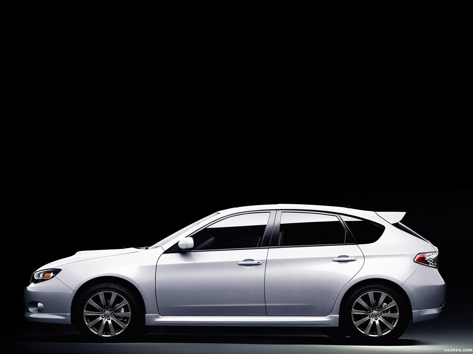Foto 0 de Subaru Impreza WRX Limited Edition USA 2010