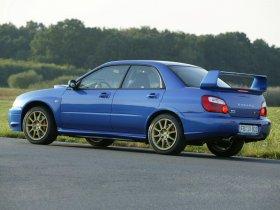 Ver foto 8 de Subaru Impreza WRX STi 2003