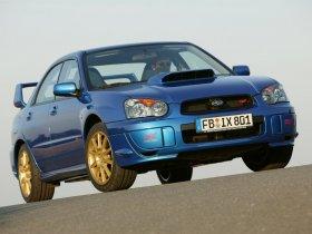 Ver foto 7 de Subaru Impreza WRX STi 2003