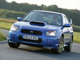 Ver foto 5 de Subaru Impreza WRX STi 2003