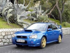 Ver foto 2 de Subaru Impreza WRX STi 2003