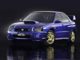 Ver foto 10 de Subaru Impreza WRX STi 2003