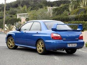 Ver foto 4 de Subaru Impreza WRX STi 2003