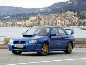 Ver foto 3 de Subaru Impreza WRX STi 2003