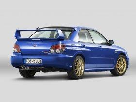 Ver foto 2 de Subaru Impreza WRX STi 2006
